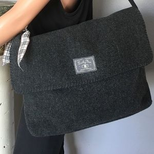  Lucky Brand  Gray Messenger Cross-body Bag